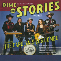 Dime Stories Album Cover Art