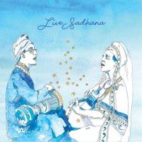 Live Sadhana Album Cover